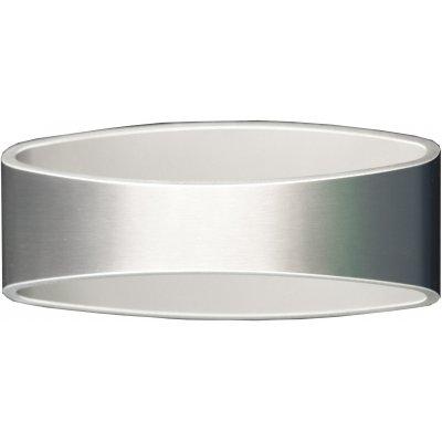 Wandlamp myra aluminium (incl. led)