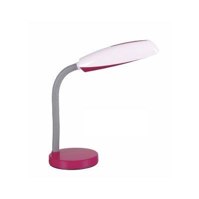 Bureaulamp tirza roze (incl. spaarlamp)