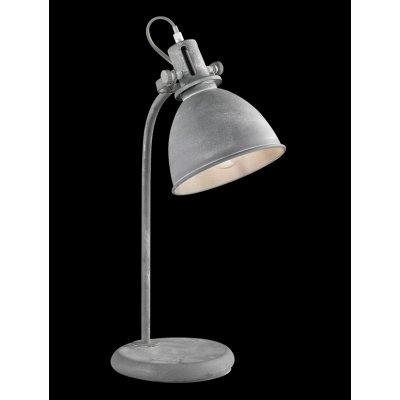 Tafellamp betonkleur