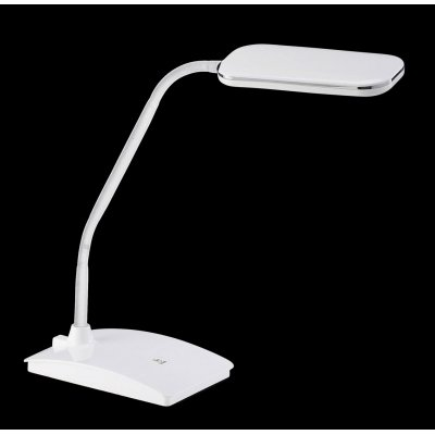 Bureaulamp wit (incl. led)