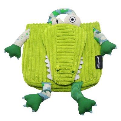 Rugzak krokodil