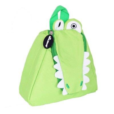 Toiletzak krokodil