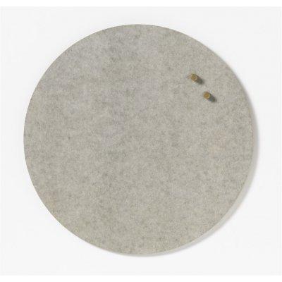 Magneetbord cirkel betonuitvoering (diam. 35cm)