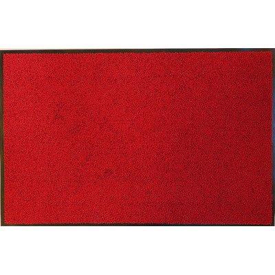 Voetmat eco clean bordeaux 40x60cm