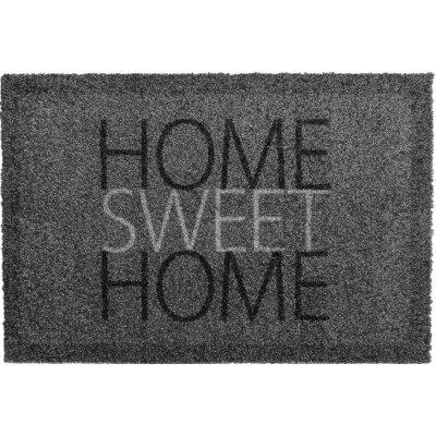 Deco soft entree voetmat home sweet home 50x80cm