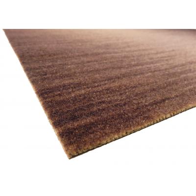 Decostar tapijtloper horizontale lijnen bruin  65x180cm