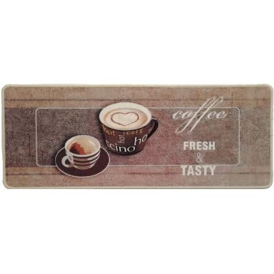 Voetmat coffee (50x120cm)