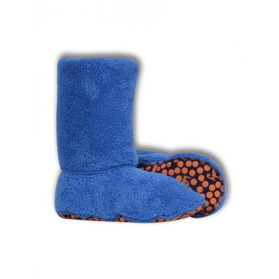 Pantoffels woody blauw maat 34-37