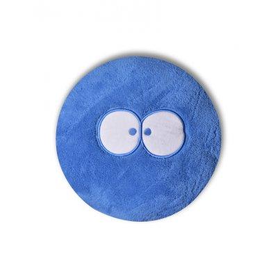 Kussen gevuld woody blauw