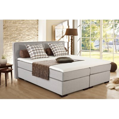 Boxspring incl topper