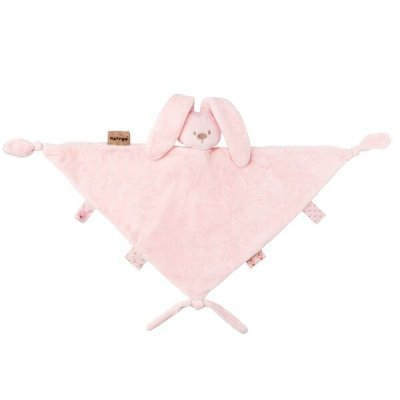Knuffeldoek maxi  lapidou roze