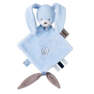 Knuffeldoek mini bibou het konijn