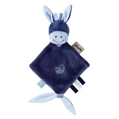 Mini knuffeldoek alex de ezel