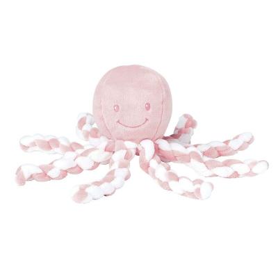 Lapidou knuffel octopus roze