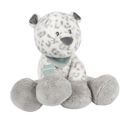 Knuffel lea, het sneeuwluipaard