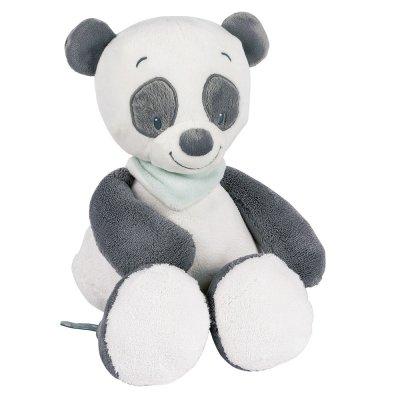 Knuffel loulou, de panda