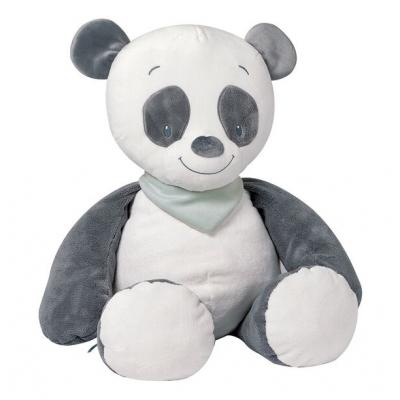Grote knuffel loulou, de panda