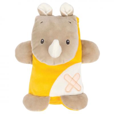 Knuffel cuddly neushoorn