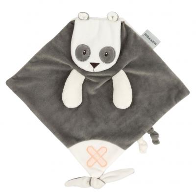 Knuffeldoek doudou panda