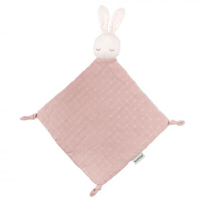 Pure knuffeldoek konijn 100 % katoen