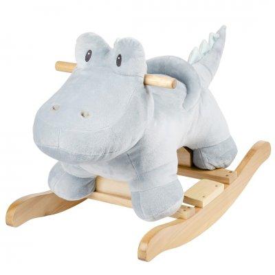 Schommelpaard krokodil