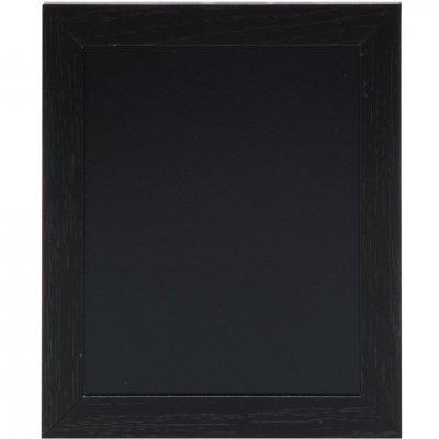 Houten krijtbord (20x24cm)