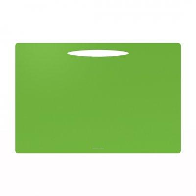 Onderlegger quattro colori groen