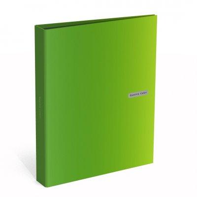 Ringmap a4 quattro colori groen