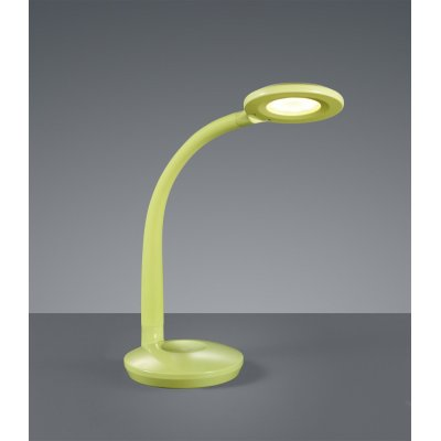Bureaulamp groen incl led