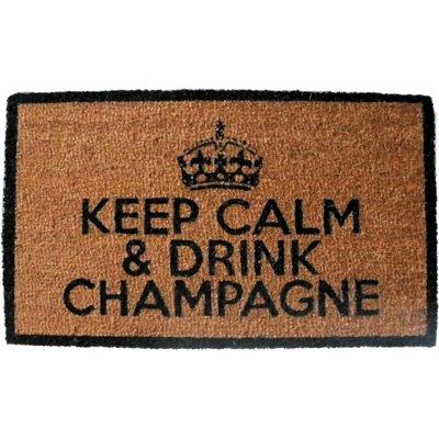 Deurmat keep calm