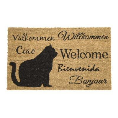 Deurmat kat welcome