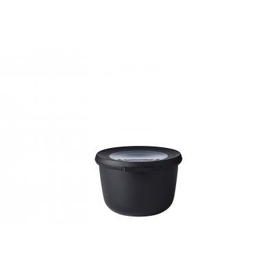 Opbergdoos nordic zwart 0,5l