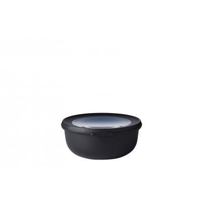 Opbergdoos nordic zwart 0,75l