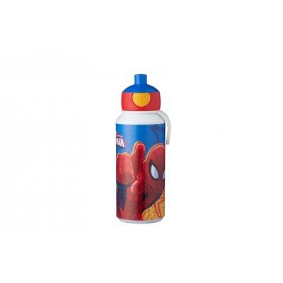 Pop-up drinkfles spiderman