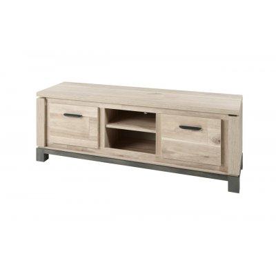 Tv-meubel met 2 laden (166,1cm)