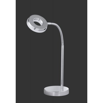 Bureaulamp chroom led