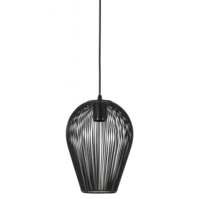 Abby hanglamp matted black