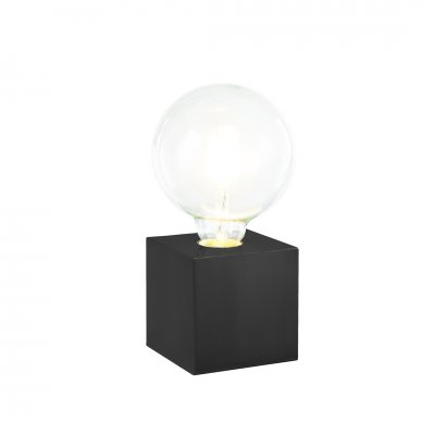 Leonie tafellamp zwart