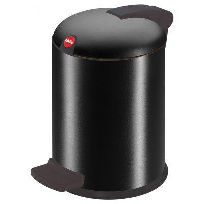 Vuilbak zwart 4l