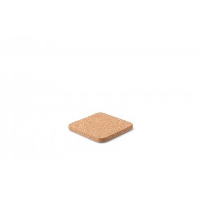 Onderzetter kurk vierkant