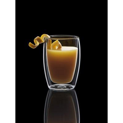 Dubbelwandige glazen (set v. 2)