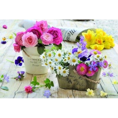 Placemat fleurs