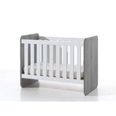 Omschrijving n/ babybed (om te vormen tot éénpersoonbed)