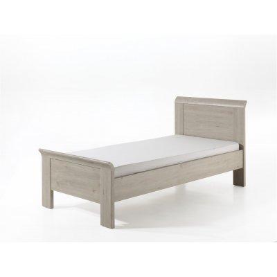 Seniorenbed houtkleur - 90x200