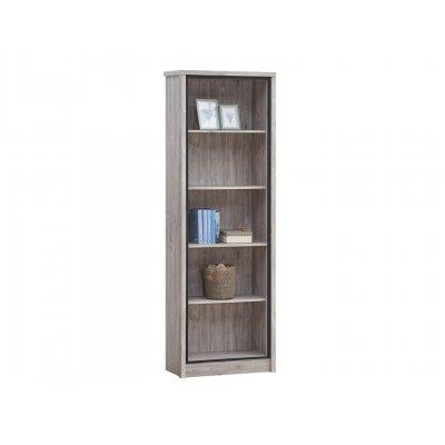 Boekenkast open (new grey oak)