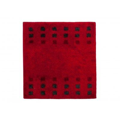Bidet brica rood (60x60)