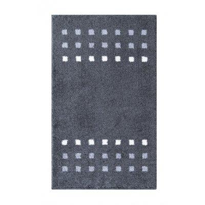 Badmat brica donkergrijs (60x100)