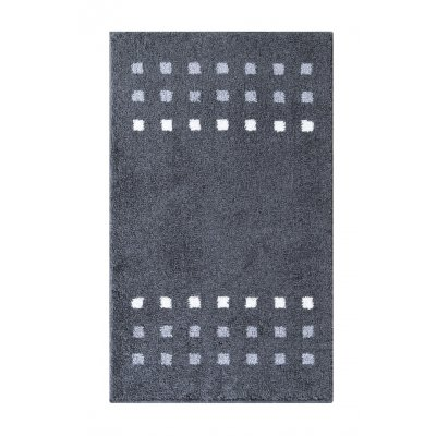 Badmat brica donkergrijs (70x120)