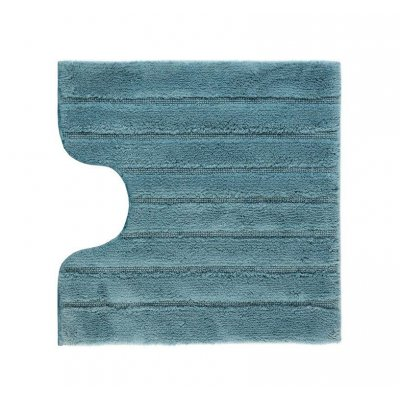 Wc-mat california ocean blauw (59x59)