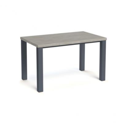 Tafel quadra hpl - houtkleur